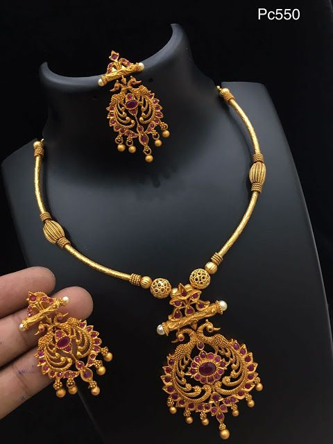 6ab951282bc Trendy 1 Gram jewellery in 2019