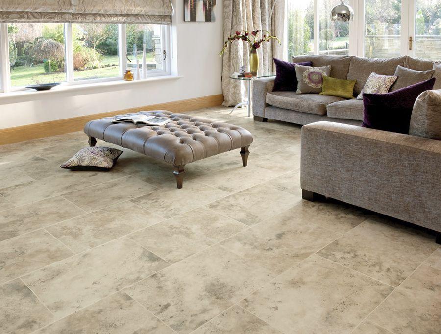 Karndean LooseLay Stone Luxury vinyl flooring, Home