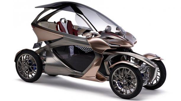 Yamaha Car