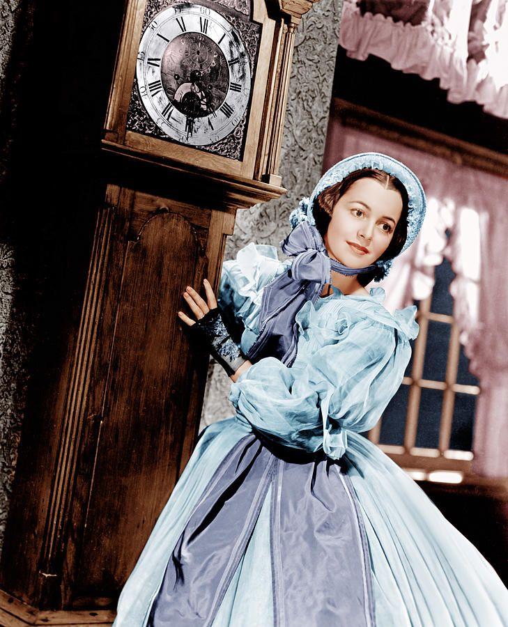 """Gone With the Wind"" Olivia De Havilland/Melanie Wilkes"