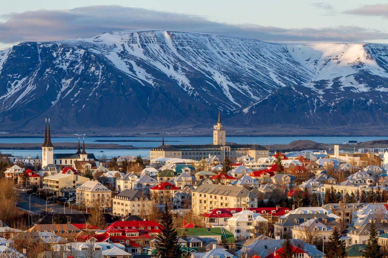 Reykjavik, Iceland (by Andre Otto).