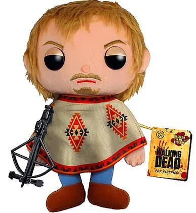 Seriously need this plush Daryl Dixon in my life.