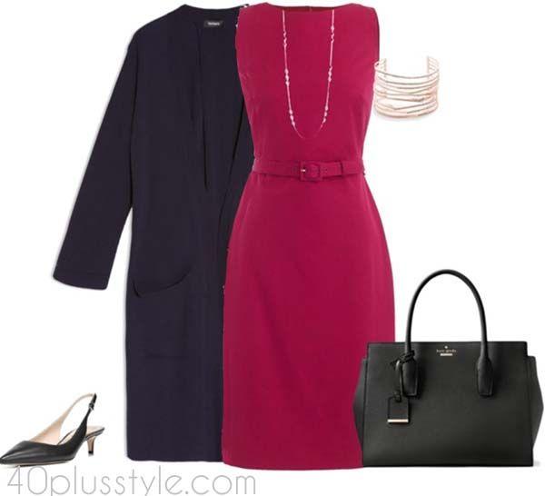 Elegant looks for women | 40plusstyle.com
