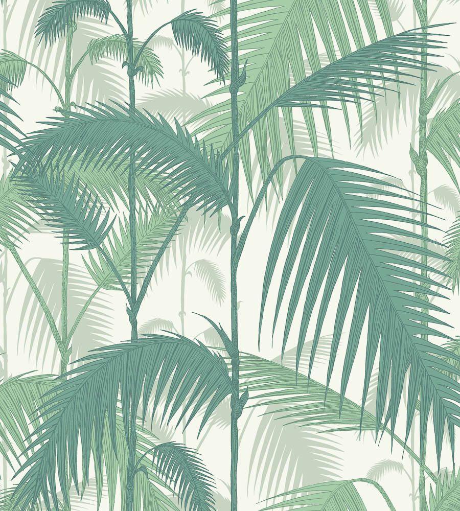 Tienda online telas papel papel pintado palmeras selva - Catalogo de papel pintado para paredes ...