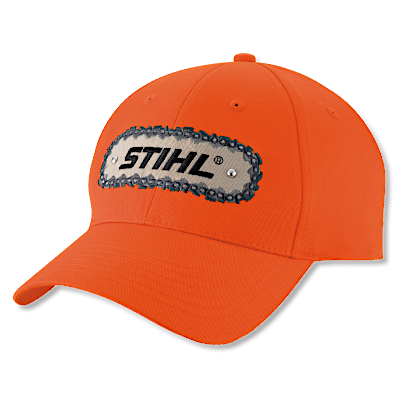 d751dd197d5772 Stihl Timbersports T-Shirts | stihl saw blade cap st00163 distinctively  custom orange structured .