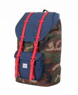 694eba9f22 Herschel Little America Backpack - 23.5L with Rubber