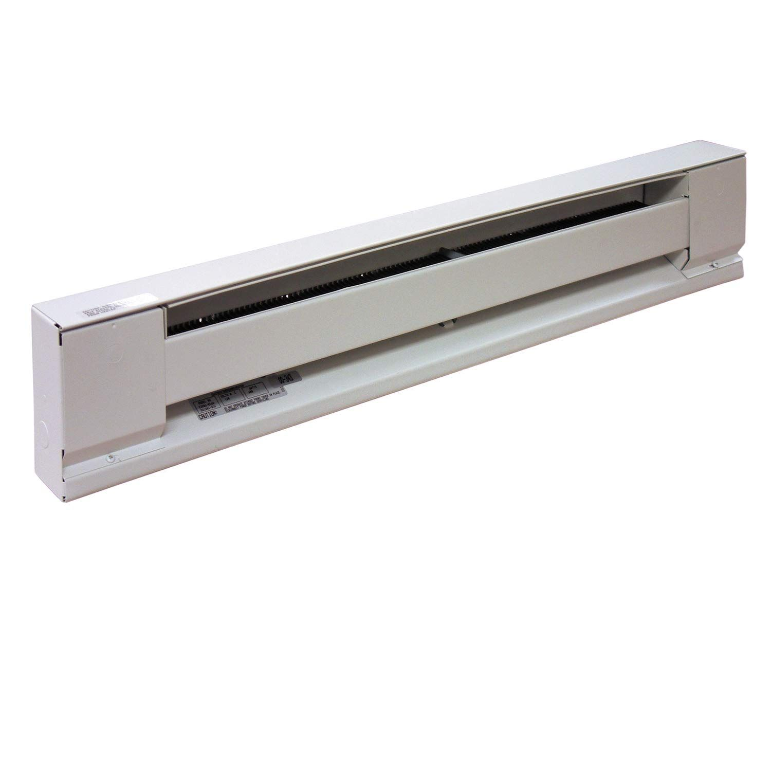 Tpi Corporation E2903 024sw Electric Baseboard Heater Stainless Steel Element 120 Volt 375 Watts 24 Baseboard Heater Electric Baseboard Heaters Baseboards