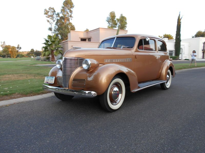 1939 chevrolet master deluxe for sale by owner tucson