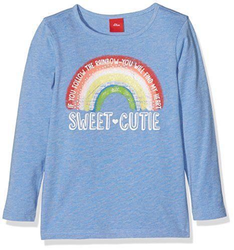 s.Oliver Mädchen Langarmshirt T-Shirt Langarm - http://www.darrenblogs.com/2017/02/s-oliver-madchen-langarmshirt-t-shirt-langarm/