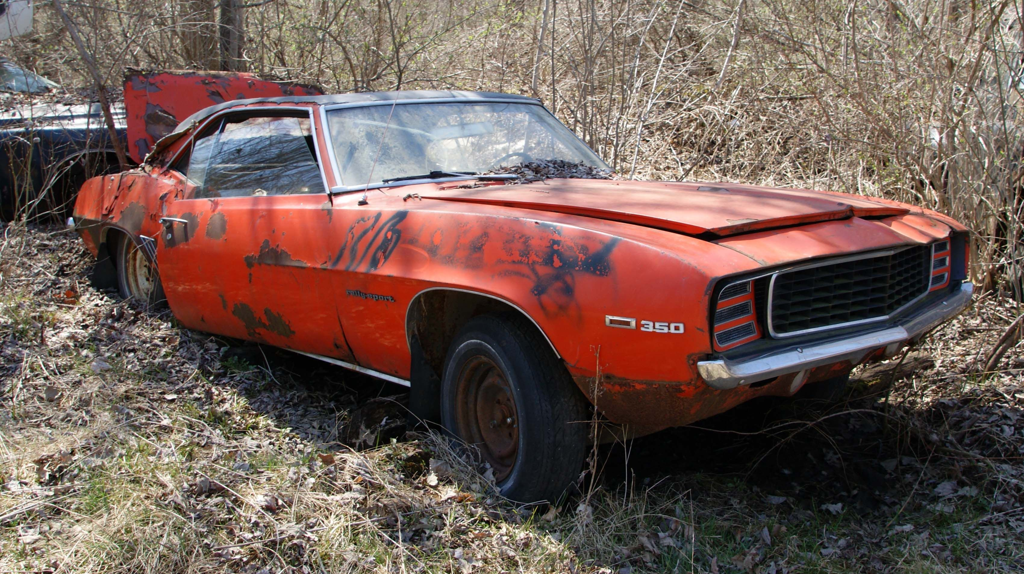 Image result for rare muscle cars junk yards | I am going to restore ...