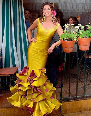 cañavate moda · moda flamenca, trajes de flamenca, vestidos de novia