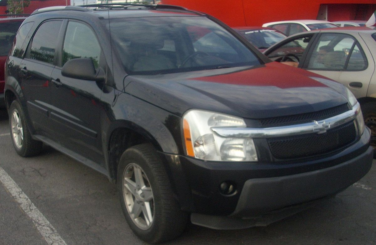 Chevrolet Equinox Simple English Wikipedia The Free Chevrolet Equinox Chevrolet Equinox Suv