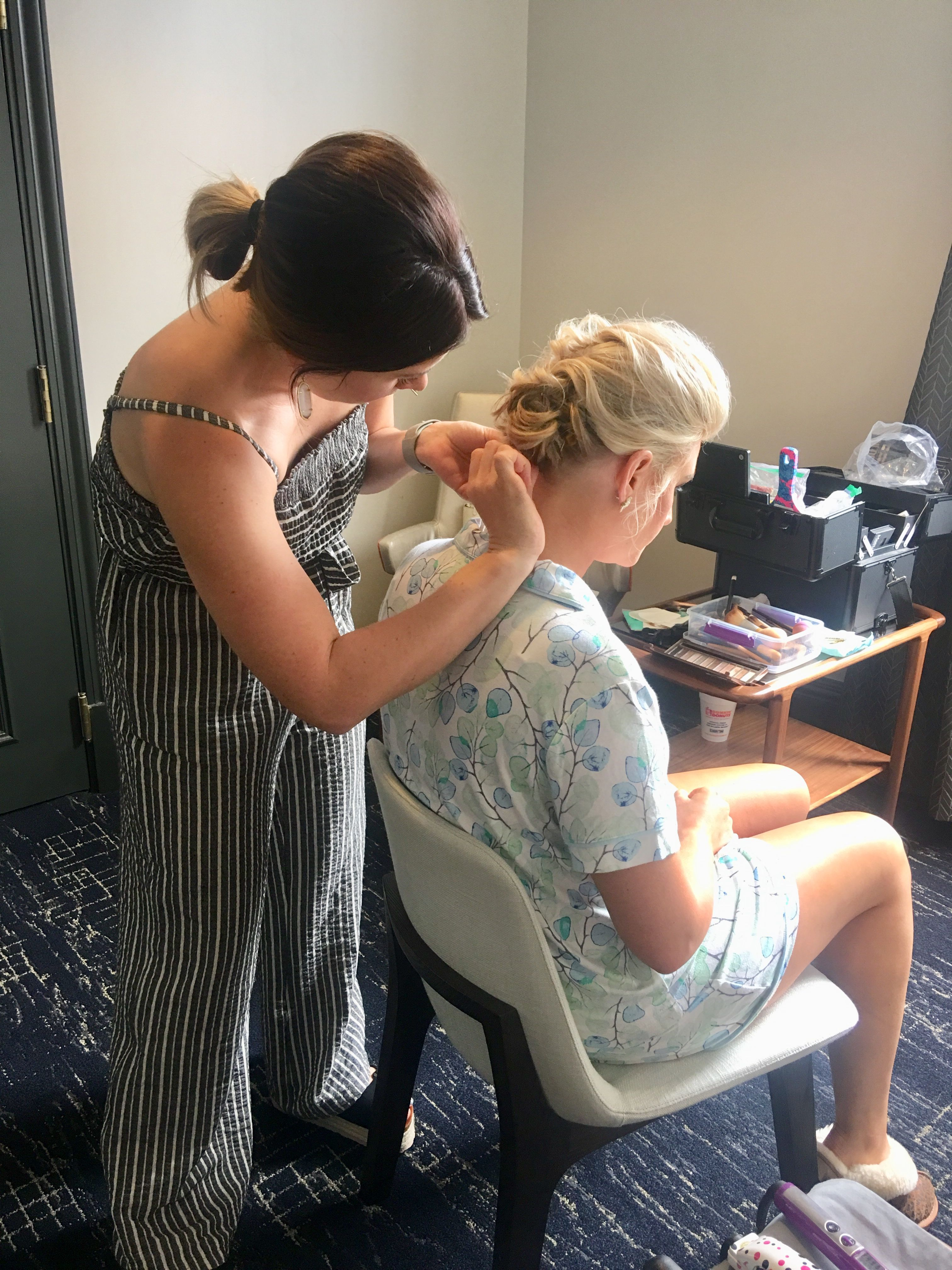 Pin by Formal Faces on Our Artists at Work! Backless