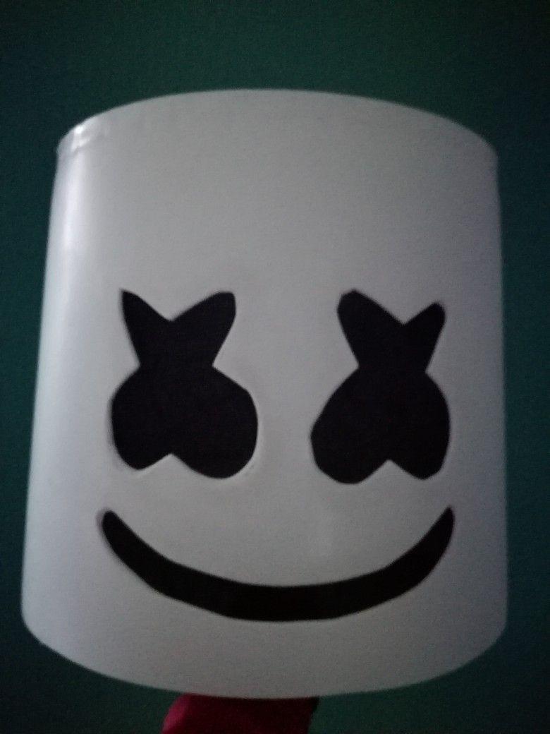 Mascara Marshmello
