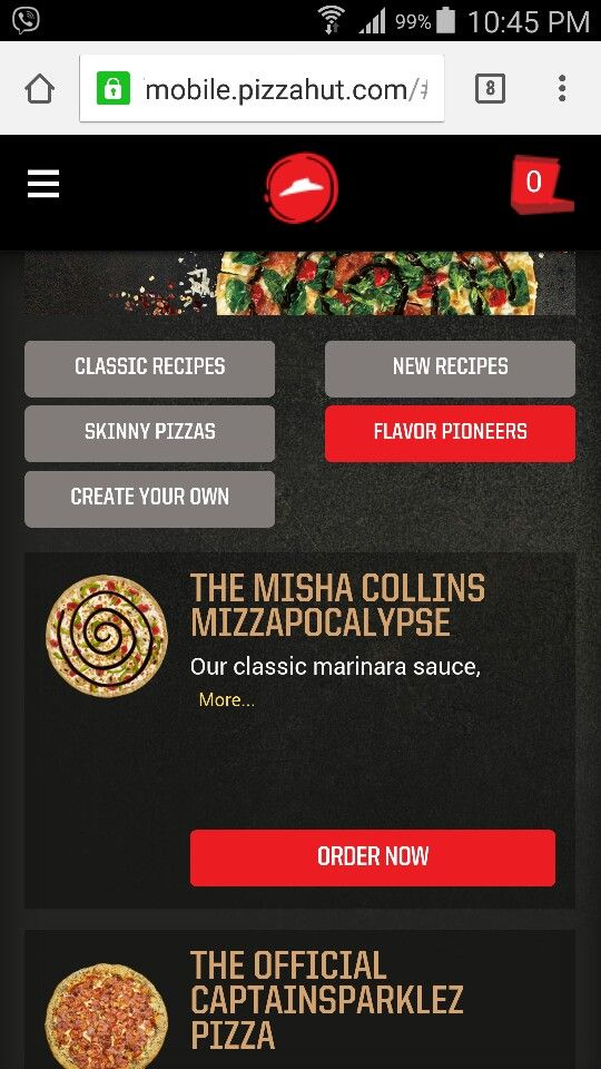 Pizza hut in the US is amazing haha wish the Canadian one was this cool