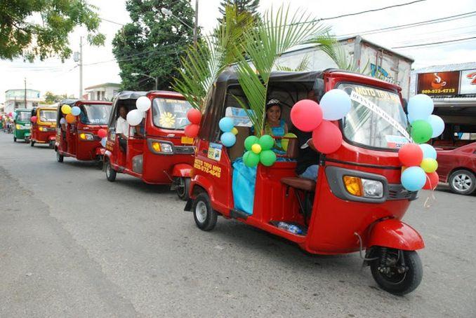 Mototaxi Margarita Mao Piaggio Passenger Vehicle Dominican Republic