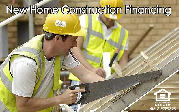 New Home Construction Financing Is Available Here Fha Va And