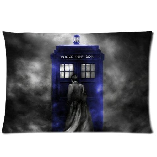 """New Unique Doctor Who Custom Pillow Cases 20""""x30"""" (Two sides) TingTing"""