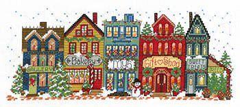 Imaginating - Holiday Main Street 2900 � Stoney Creek Online Store