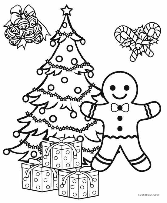 Christmas Tree Ornaments Coloring Pages Christmas Tree Coloring Page Printable Christmas Coloring Pages Printable Christmas Ornaments