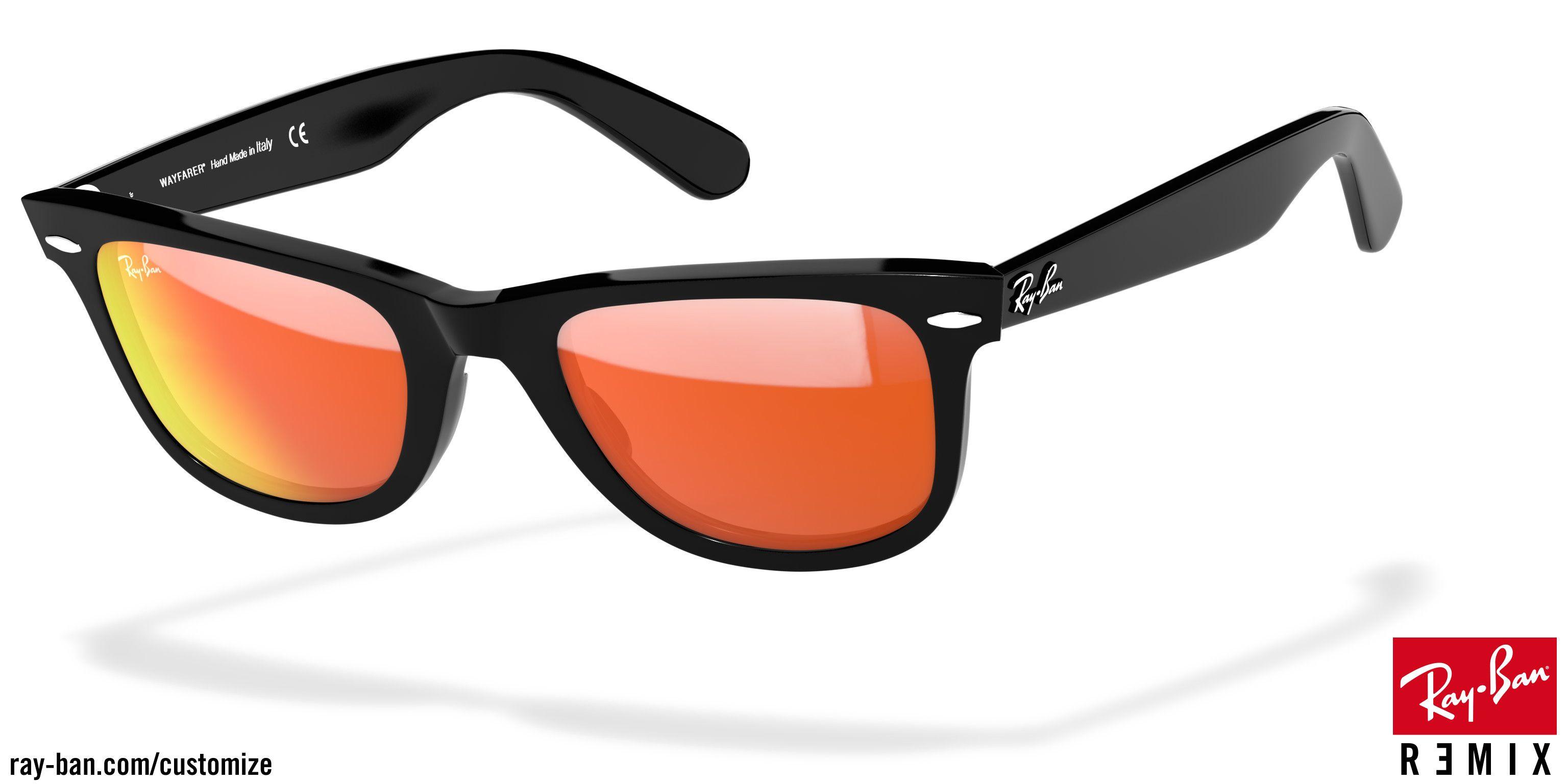 4feb1c6f02 Mira quién está viendo estas nuevas Ray-Ban original wayfarer gafas de sol