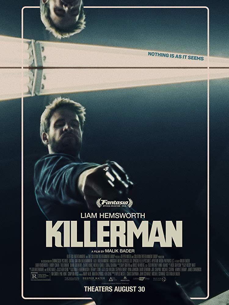 Killerman 2019 English 720p HDRip 800MB ESubs Liam