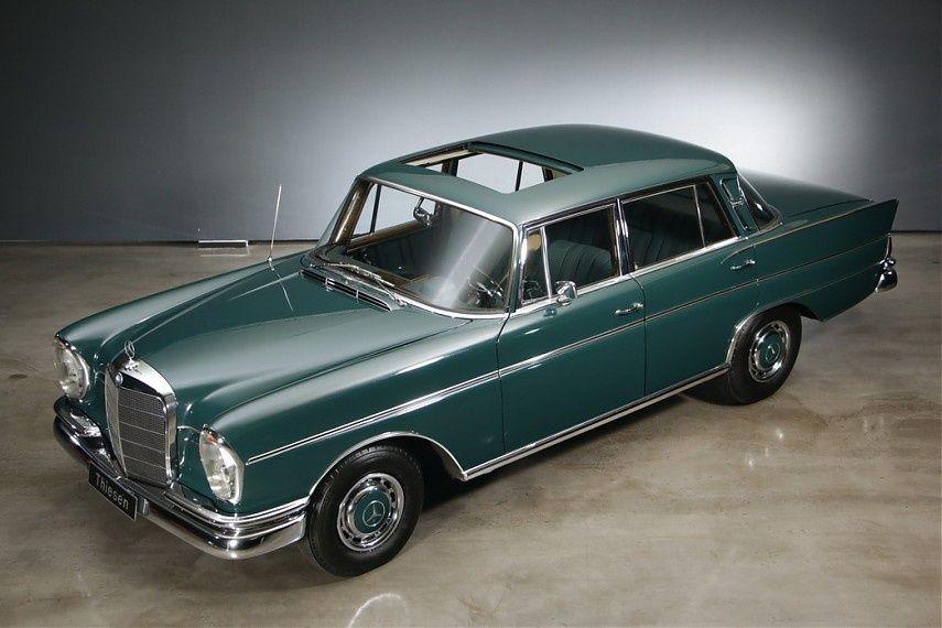 1964 Mercedes Benz S Class Heckflosse 300 Seb Heckflosse