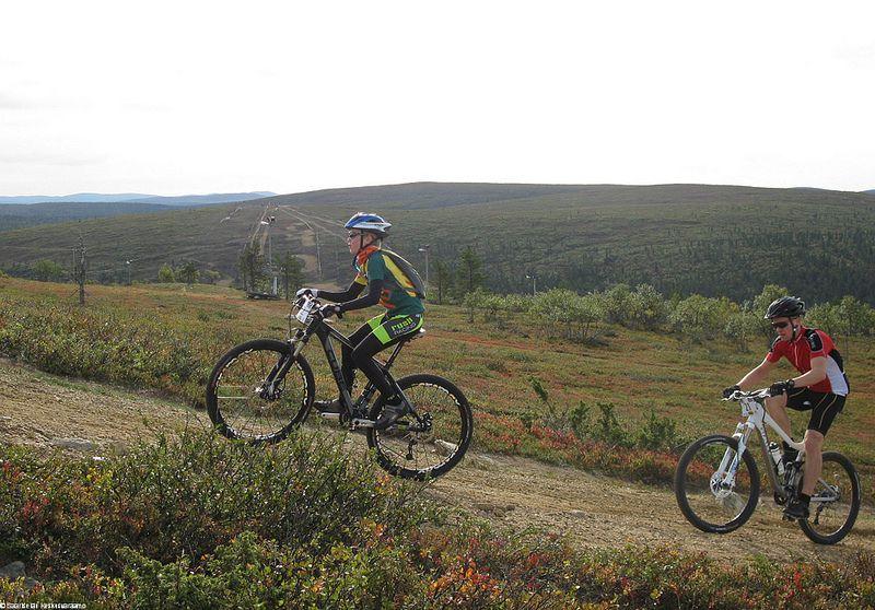 Saariselkä MTB 2013, XCM (05) | Saariselkä.  Mountain Biking Event in Saariselkä, Lapland Finland. www.saariselkamtb.fi #mtb #saariselkamtb #mountainbiking #maastopyoraily #maastopyöräily #saariselkä #saariselka #saariselankeskusvaraamo #saariselkabooking #astueramaahan #stepintothewilderness #lapland