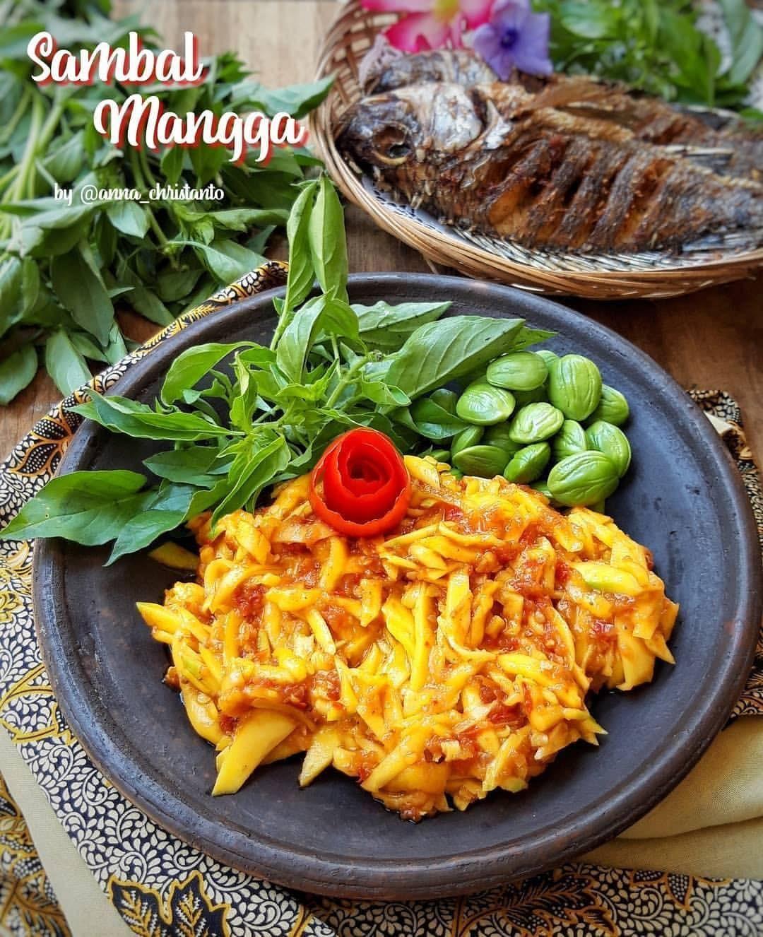 Sambal Mangga Muda : sambal, mangga, RecipEs_MaiN_CourSe