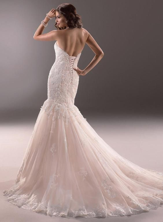 Maggie Sottero Marianne I Bought It Now Need To Match Bridesmaid Dresses