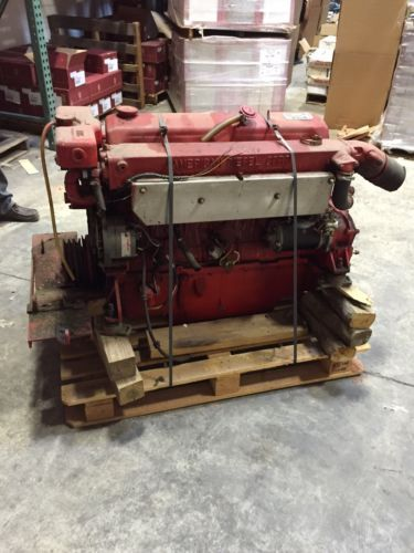 Boat Parts Ford Lehman 120 Hp Marine Diesel Engine With 2 To 1