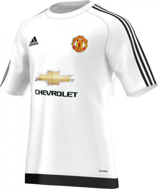 Leaked: Manchester United's home & away kits for [Pictures]