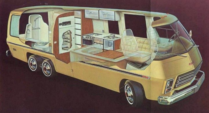 Asks What S Your Dream Motorhome Gmc Motorhome Gmc Motorhome For Sale Motorhome