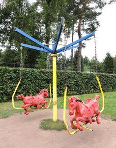 Vintage Swingset Horse