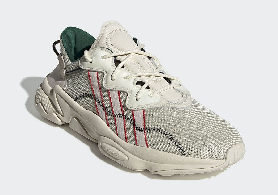 First Look at the Pusha T x adidas Ozweego   Hype shoes, Adidas ...