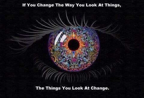 How do you see things?