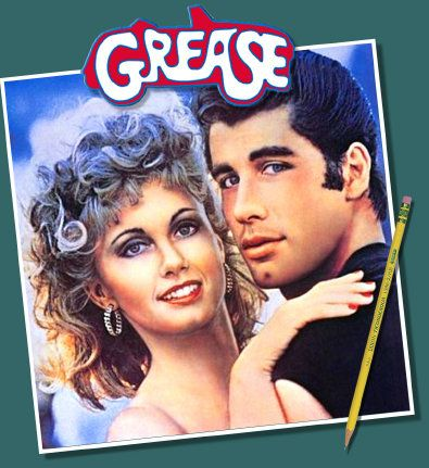 Grease....the original high school musical