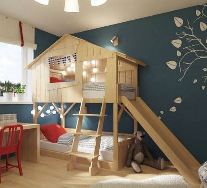 Photo of Kids Room Decoration and Playground Design | Trendy Home …