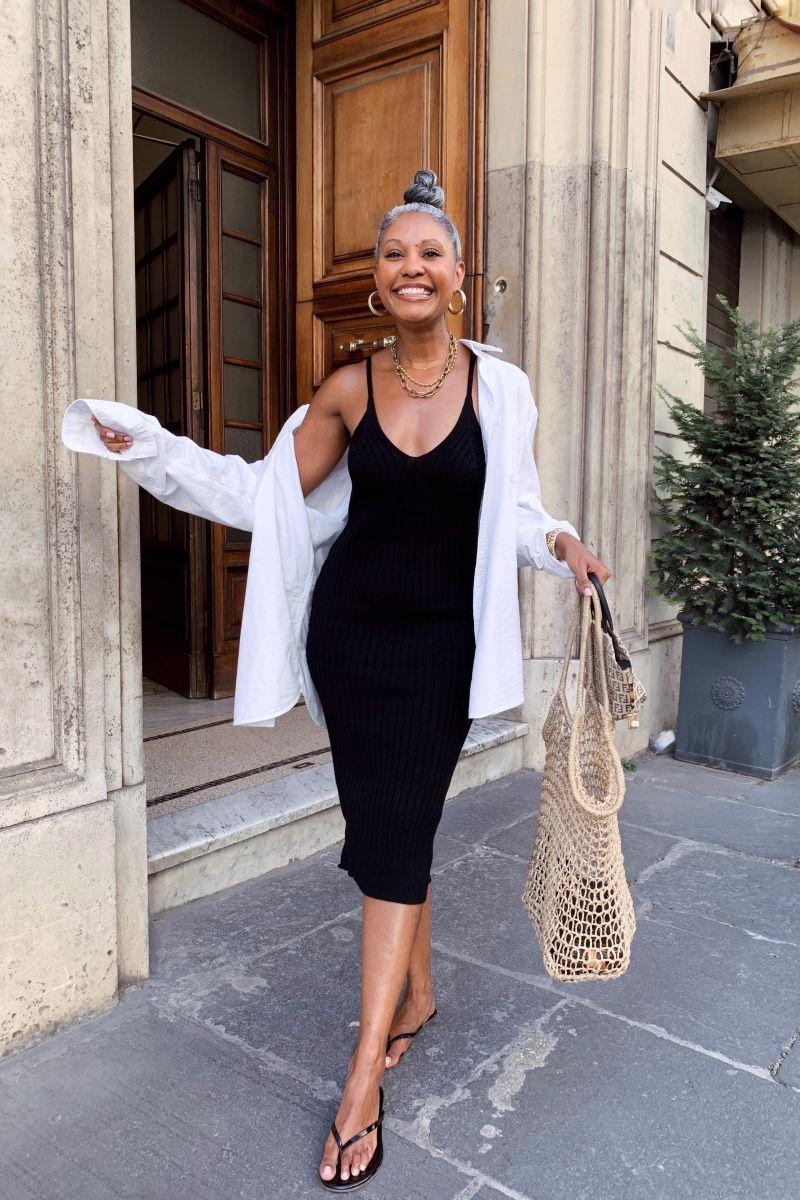 Travel Style Summer Edit The Tennille Life Fashion Black Women Dress Bodycon Dress [ 1200 x 800 Pixel ]