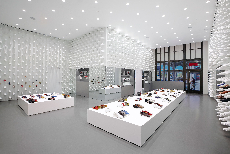 Camper New York #shop #retail #camper #design #newyork