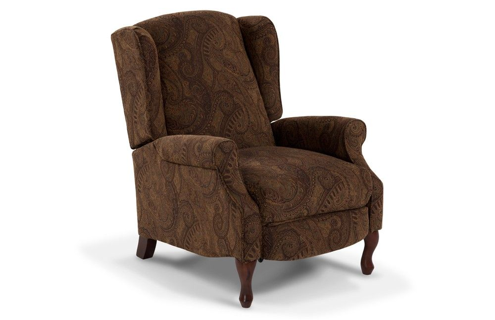w wing arm chair recliner victoria fabulous fabric anne with rakuten queen