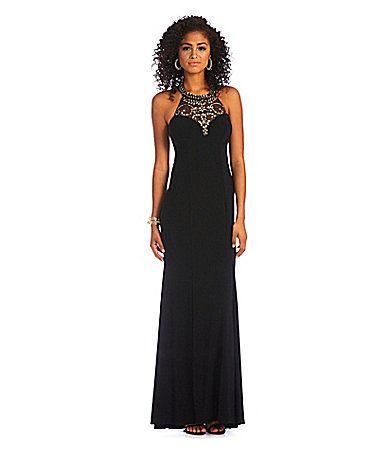 35e66c256549b  Dillards.  Dillards Gold Prom Dresses