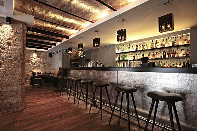 Dissenya2 Arquitectura Restaurant Koa Palma De