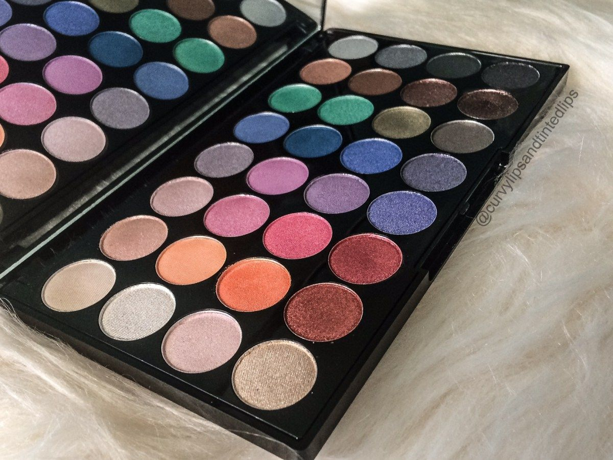 Makeup Revolution's Mermaids Forever Palette Review