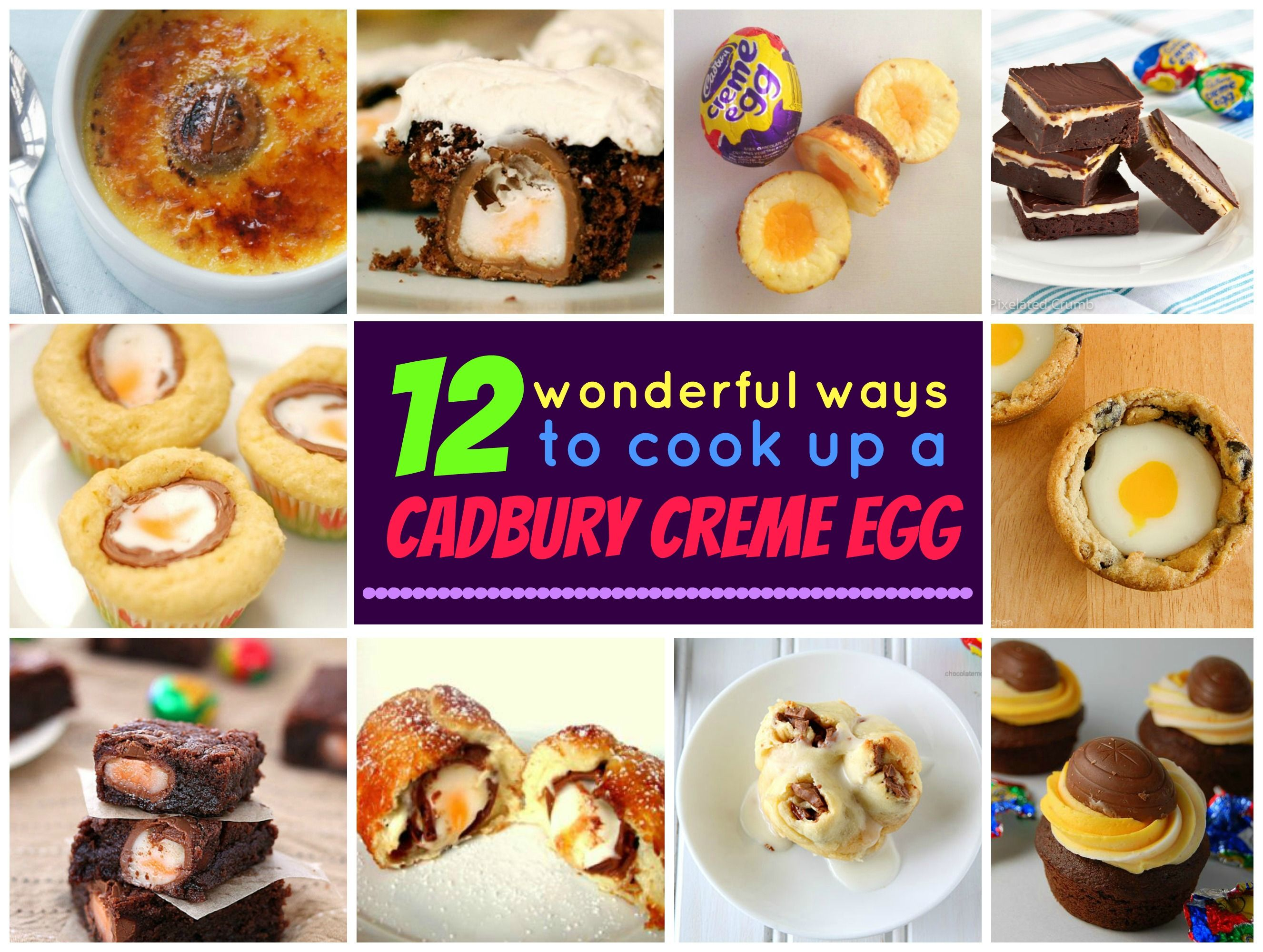 recipe: cadbury creme egg ingredients [32]