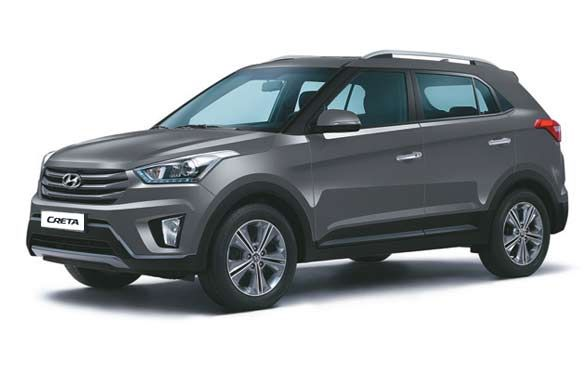 Hyundai Creta Car Colours And Images Ecardlr New Hyundai Cars Used Suv Car