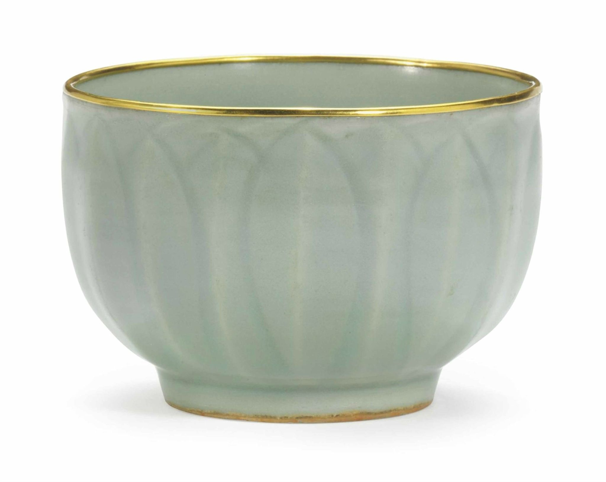 A Longquan Celadon Lotus Bowl Southern Song Dynasty 1127 1279 Chinese Ceramics Ceramics Chinese Antiques