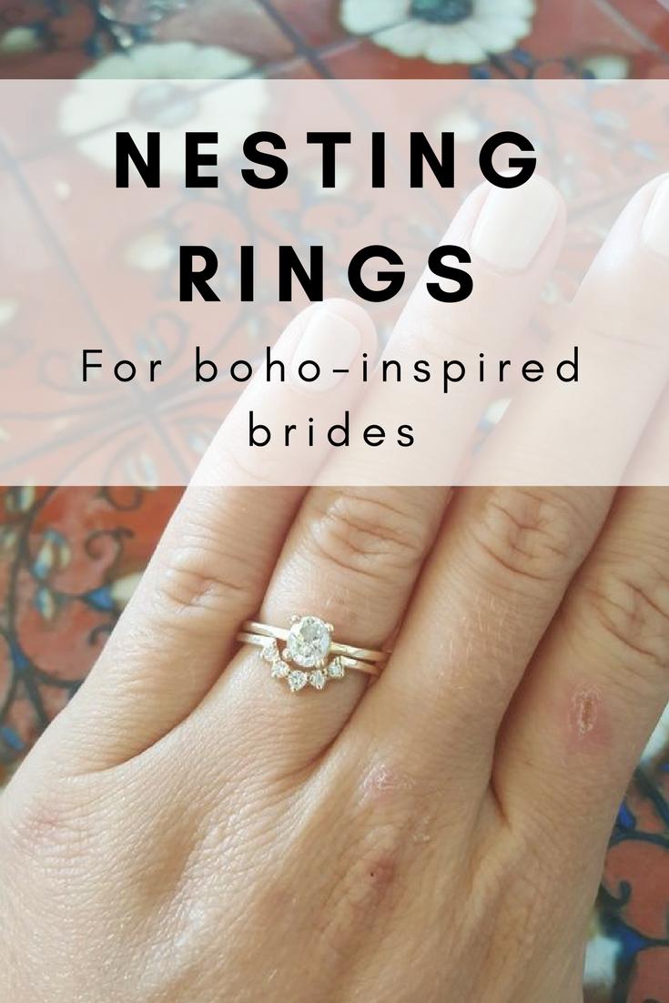 Engagement Ring Trends We Ve Been Loving Bohemian Wedding Rings