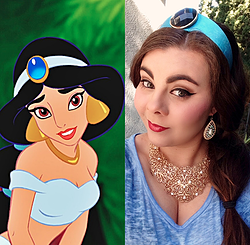 Princess Jasmine Make Up Tutorial by Chelsey Lemonhttp://chelseylemon.wix.com/chelseylemon#!Princess-Jasmine-Make-Up-Tutorial/c1kiu/BC5D5C48-1C8D-4C1B-BA6A-C82D6895C88C