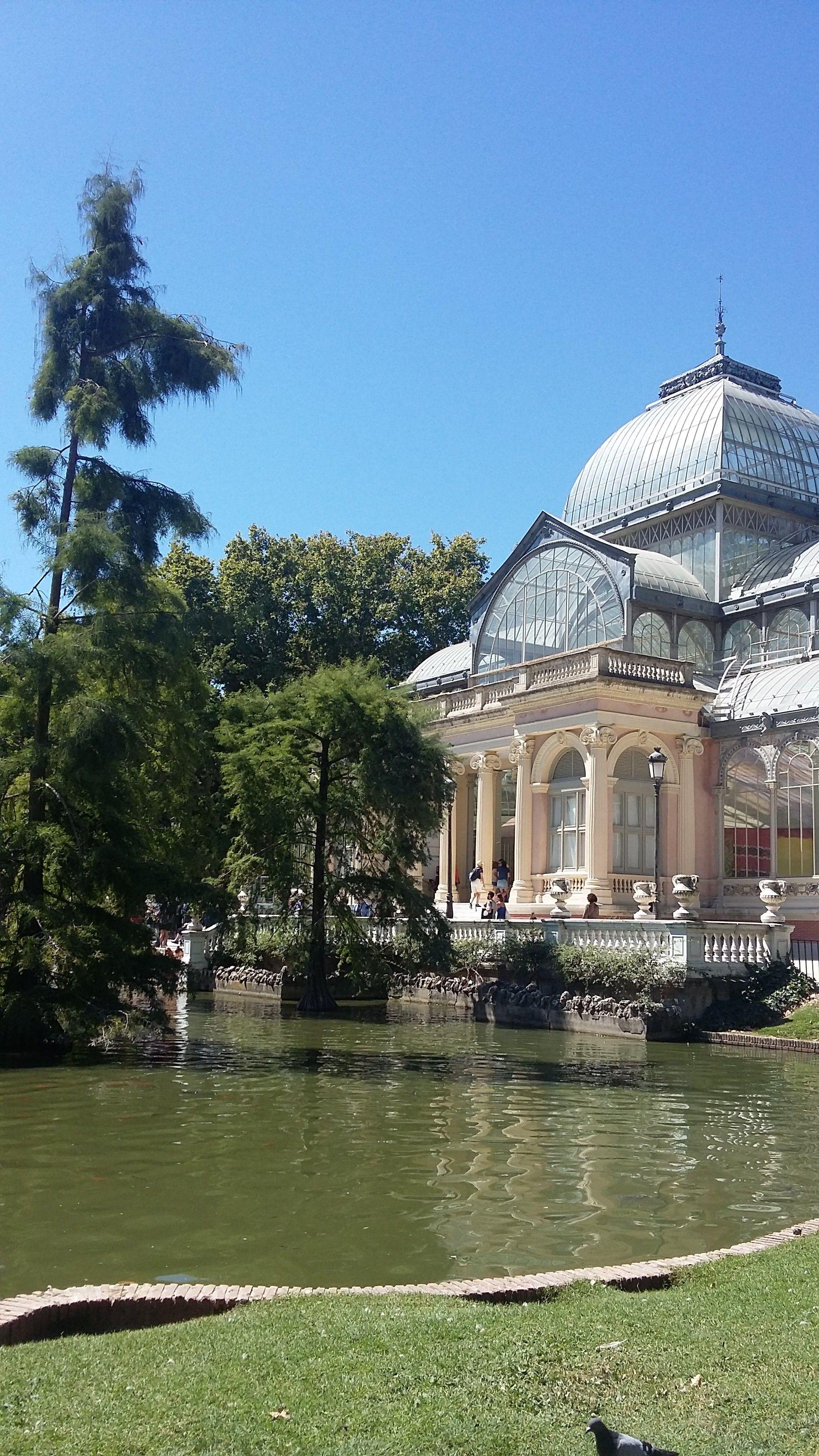 Palacio del Cristal- Madrid